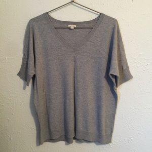 GAP oversized dolman sweater L